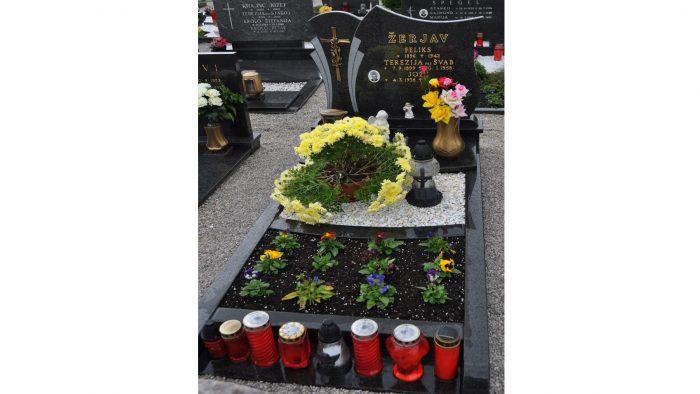 Enojni nagrobni spomenik 38