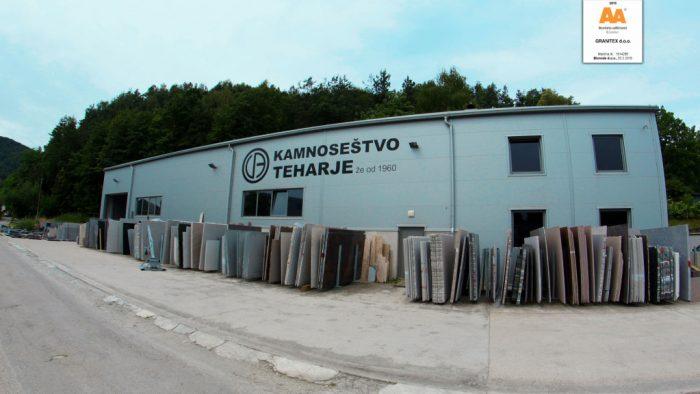 veleprodaja granitnih plošč