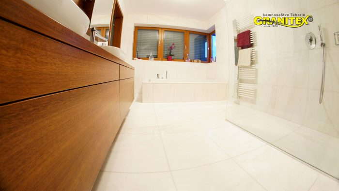 kopalnica iz marmorja